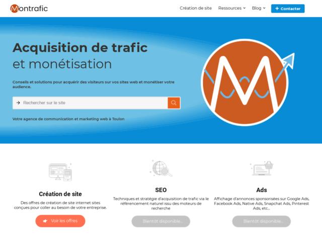 Agence de communication et de référencement à Toulon