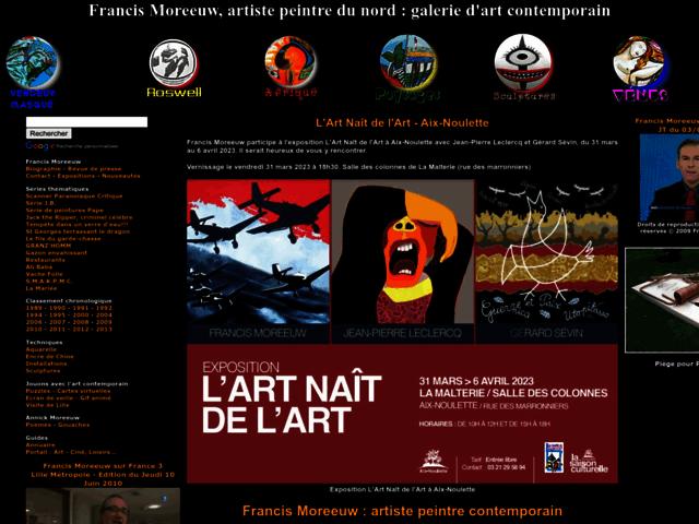 Art Contemporain Moreeuw