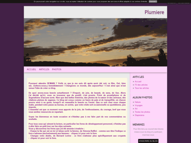 Plumiere