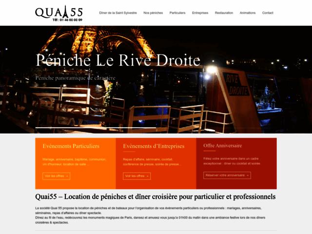 Quai55.com