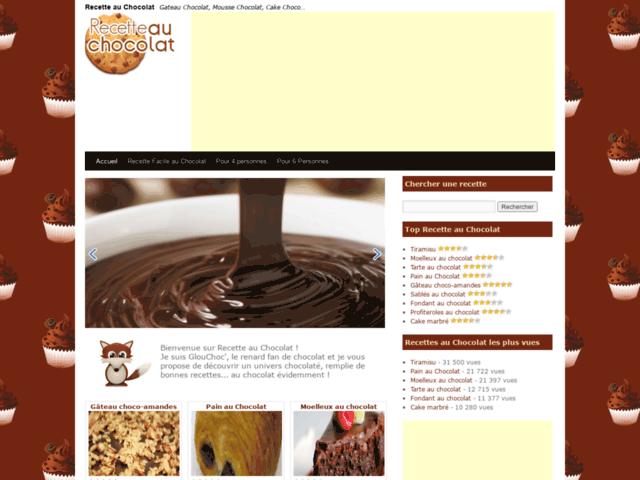Recette au Chocolat