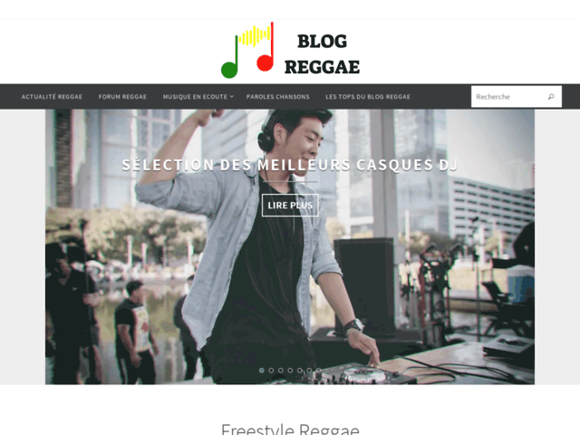 Le blog du reggae