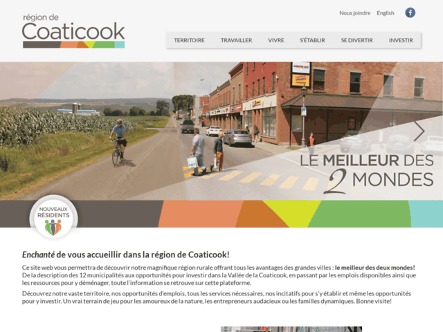 Région de Coaticook