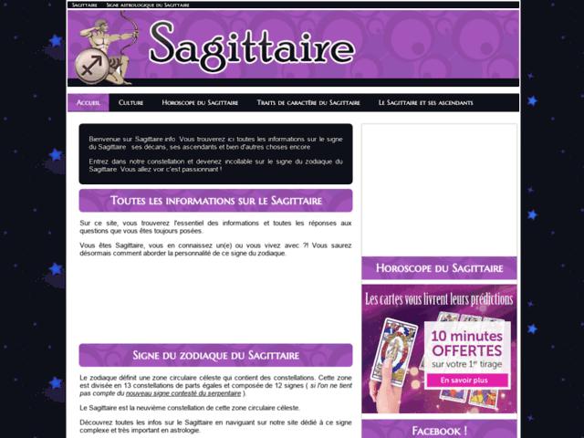 Astro Sagittaire