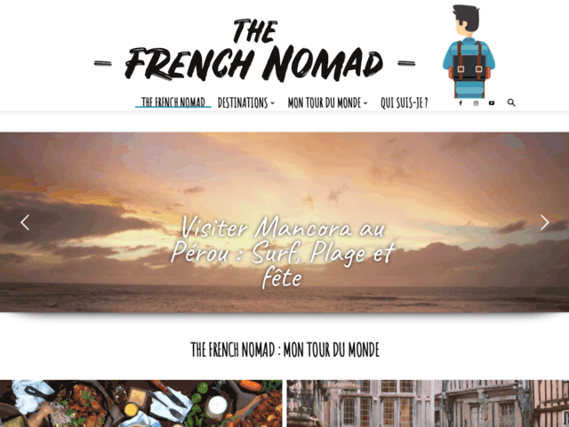 The french nomad