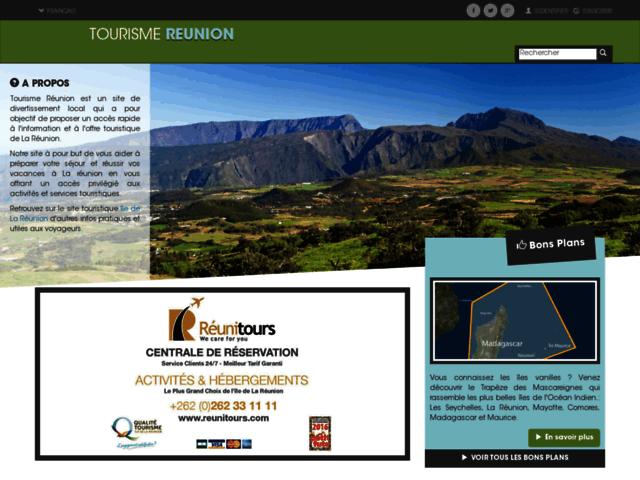 La Reunion avec Tourisme Réunion Info