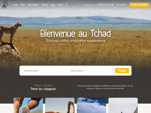 Voyage Tchad