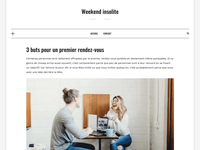 Week-end Insolite