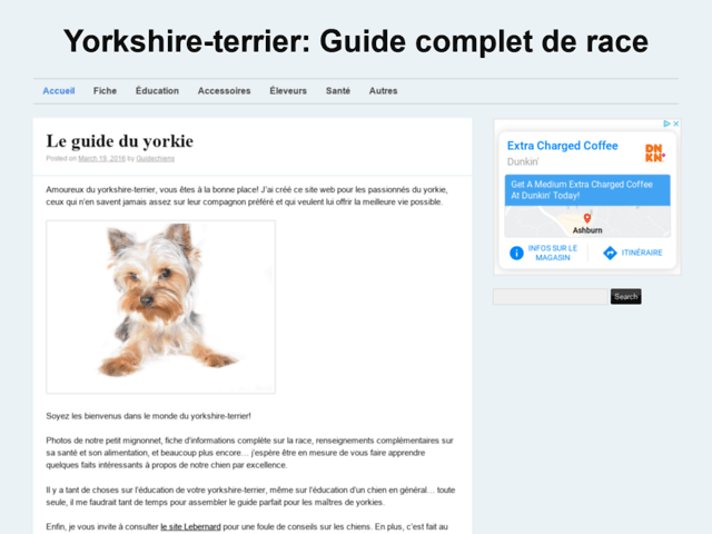 Yorkshire-Terrier.ca