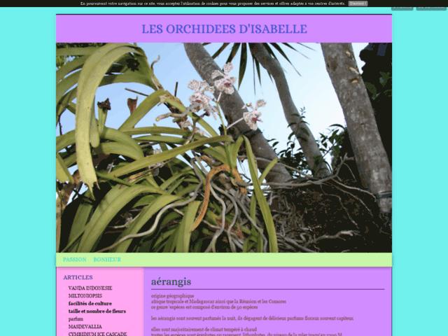 Zaza93 - Les Orchidées d'Isabelle