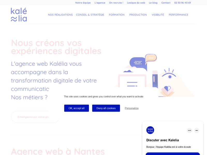 Création site internet marchand