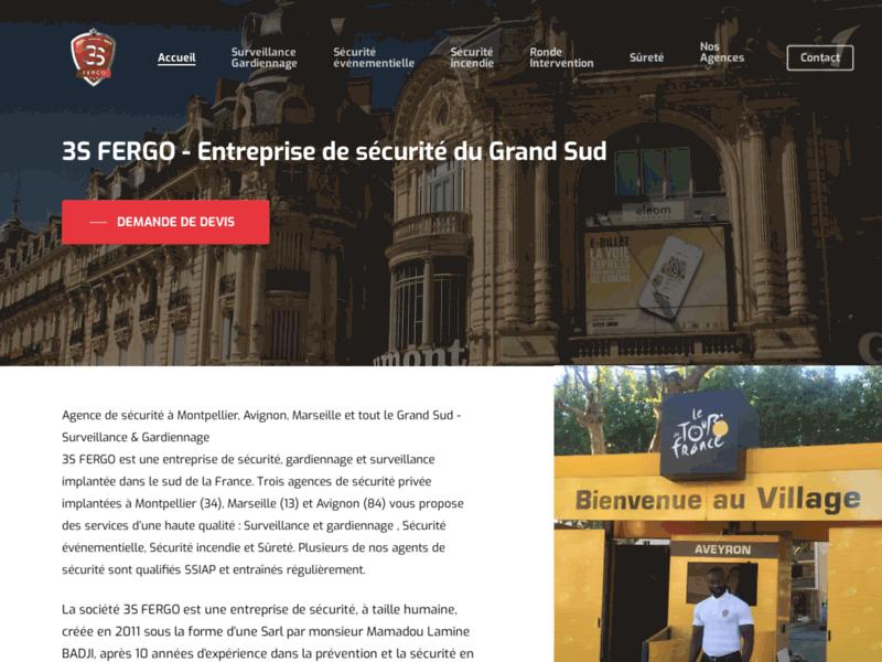 3S FERGO : votre agence de sécurité de proximité dans le Grand Sud