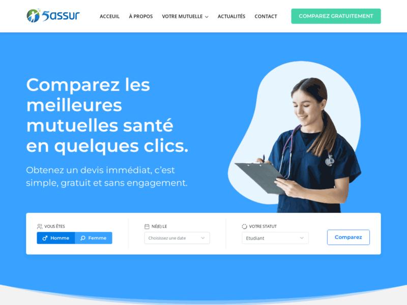 5 Assur cabinet de courtage en assurance maladie en France