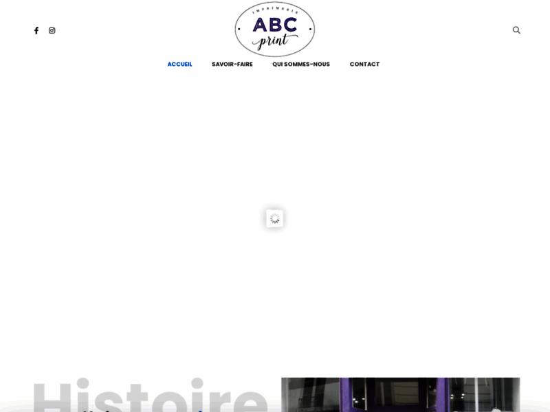 ABC Print, impressions pour particuliers et professionnels