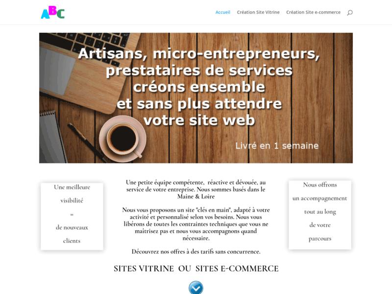 ABC Site, création de sites web