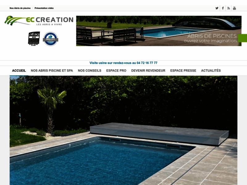 1ère page Google Chaponnay : Abri piscine