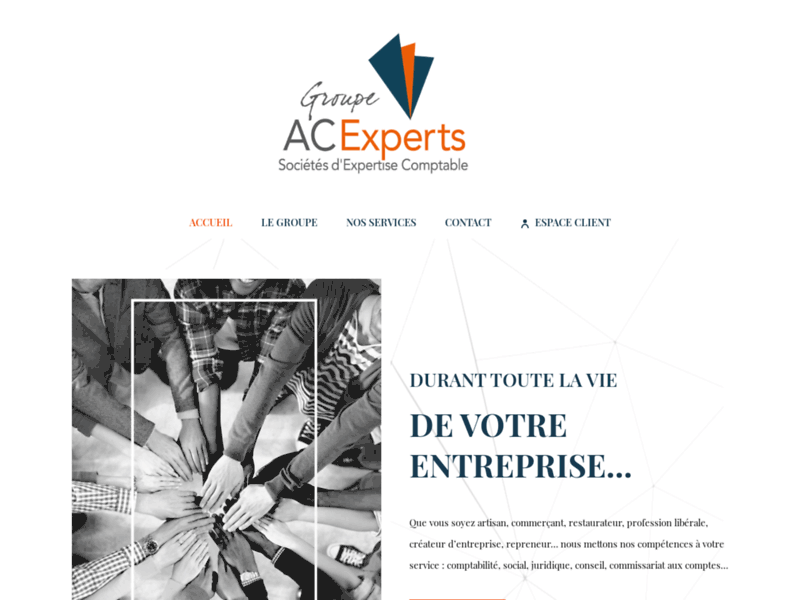 AC Experts, expertise comptable