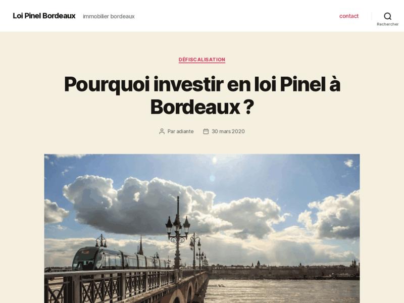 Diagnostic Immobilier Bordeaux