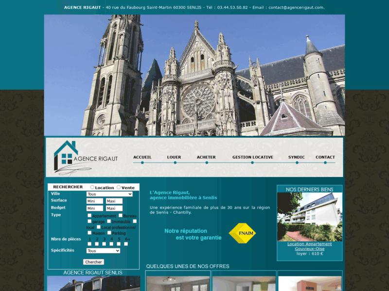 Agence Immobilière Rigaut Oise