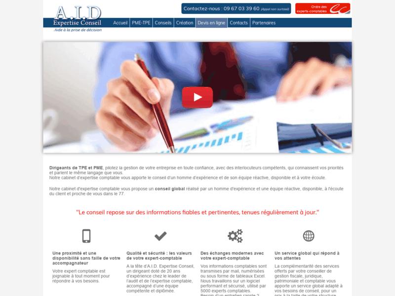 Expert comptable 94 - St Maur des fossés - AID Expertise Conseil
