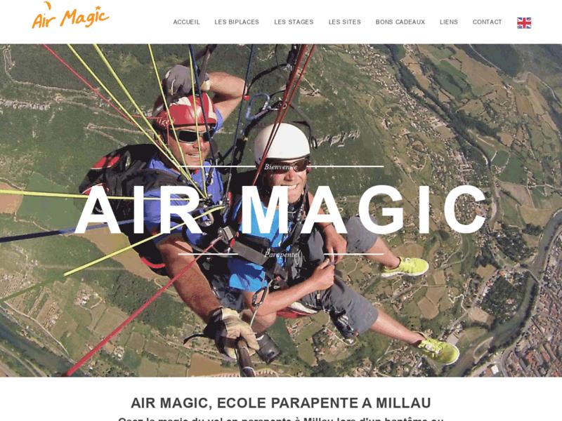 Air Magic Parapente Millau