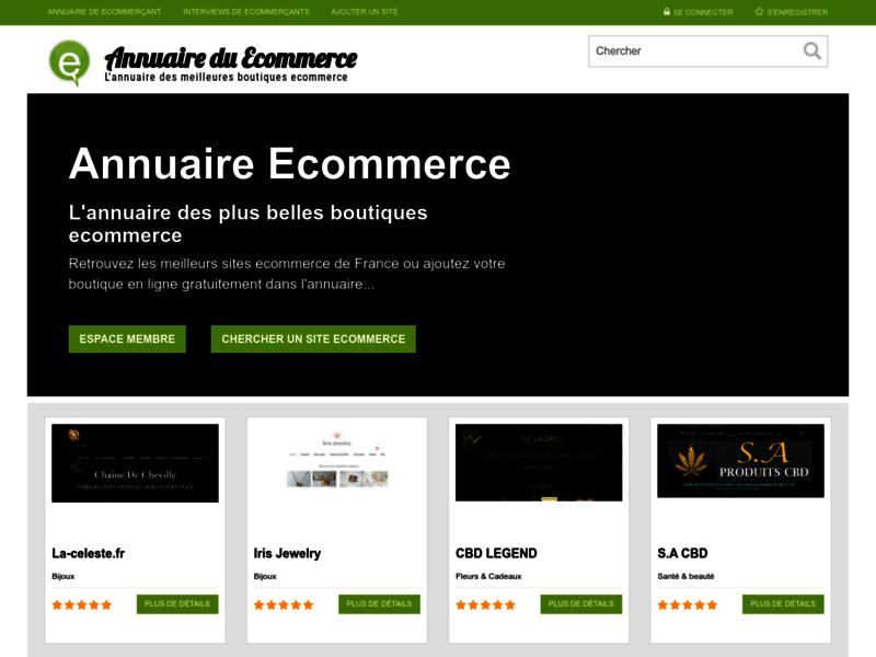 Annuaire du Ecommerce