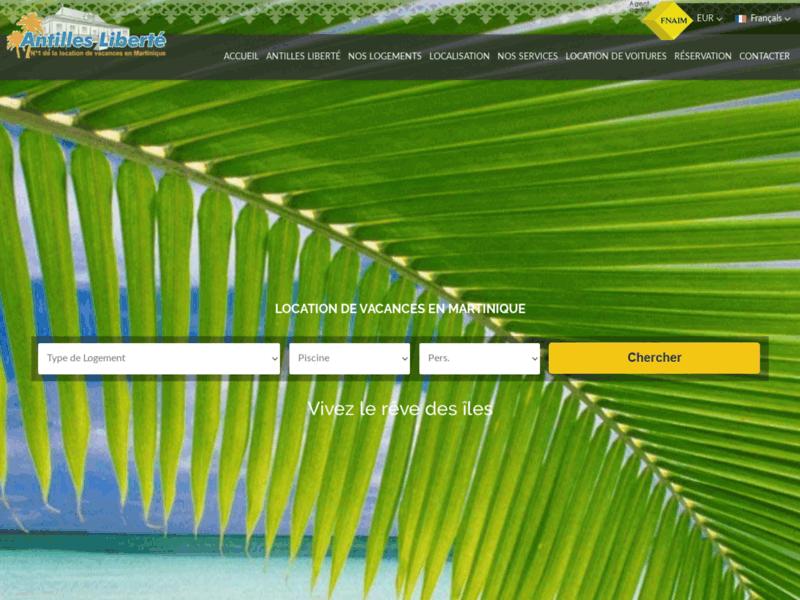 Locations de vacances en Martinique