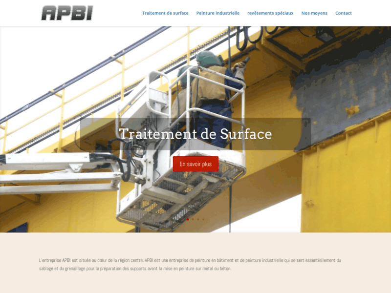 Application Peinture Batiment Industrie