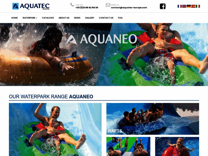 1ère page Google Bergholtz : Aquatec