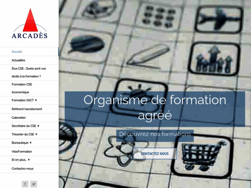 Formation CHSCT : Arcadès