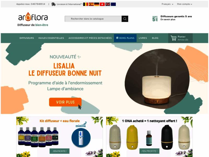 Aromatherapie Huiles essentielles Bio