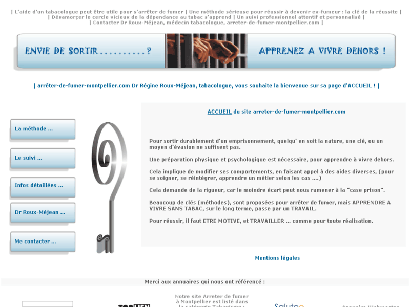 Arreter de fumer à Montpellier