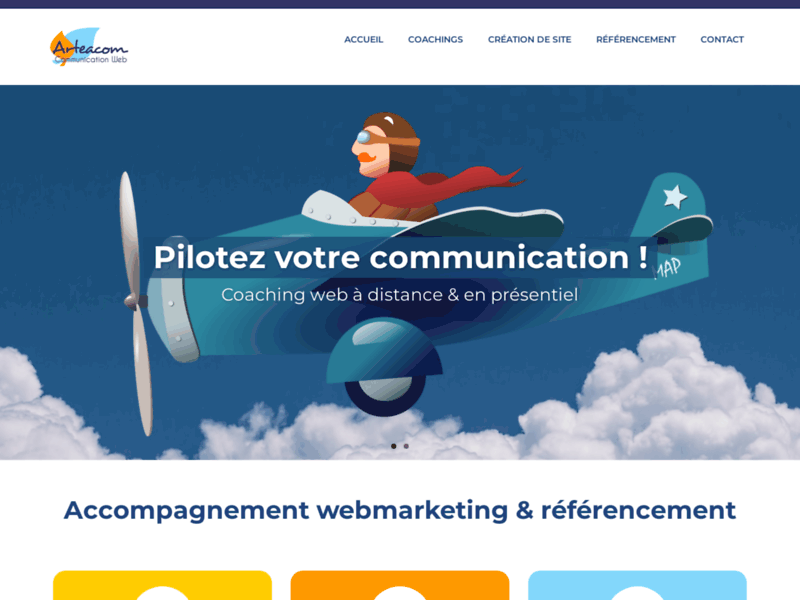 Prestataire en webmarketing à Aix en Provence