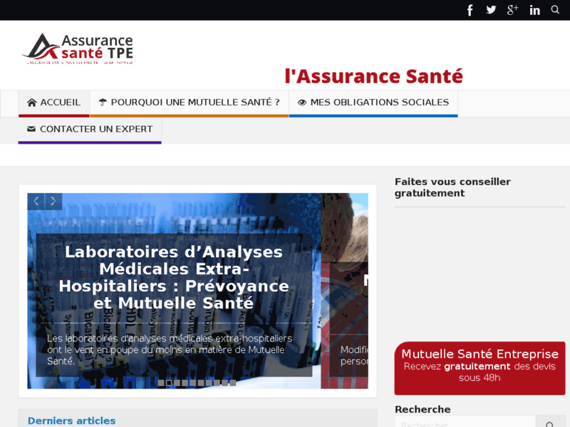 Assurance Sante TPE