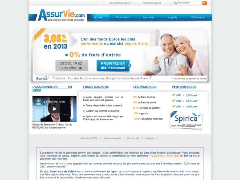 Spirica Assurance vie