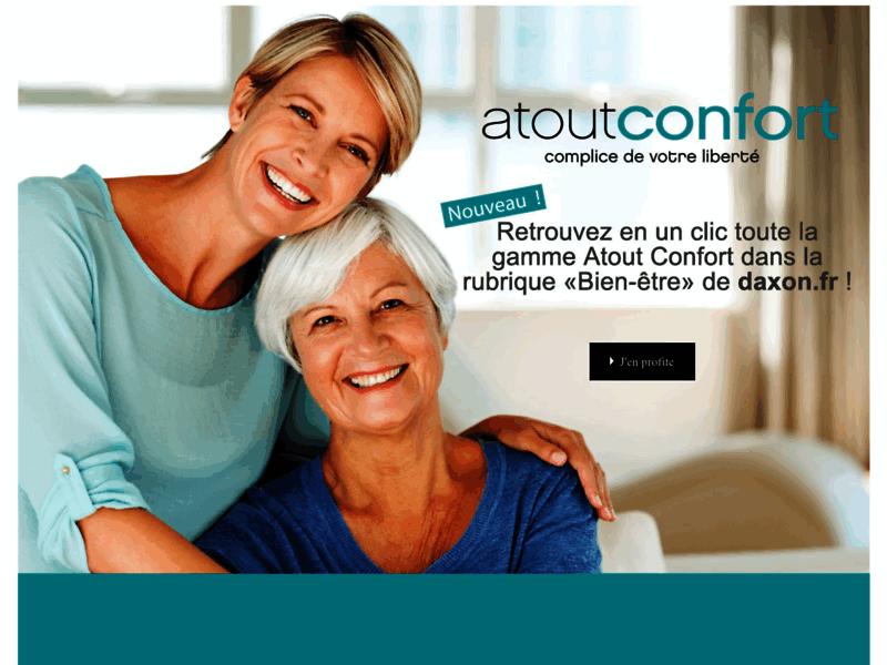 Atout Confort, bien être des personnes âgées