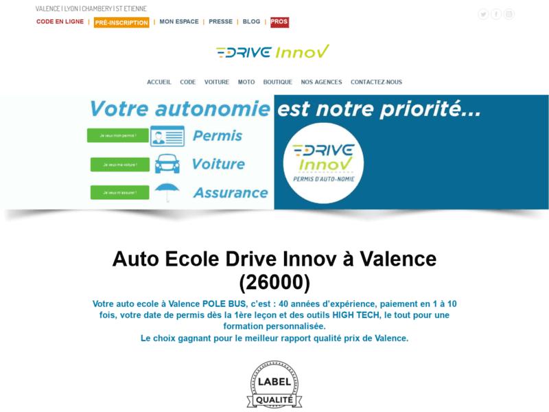 L'auto-école CCE pour votre permis de conduire près de Valence