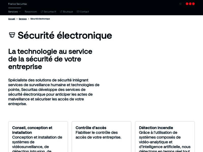 Automatic Alarm : télésurveillance et sécurité