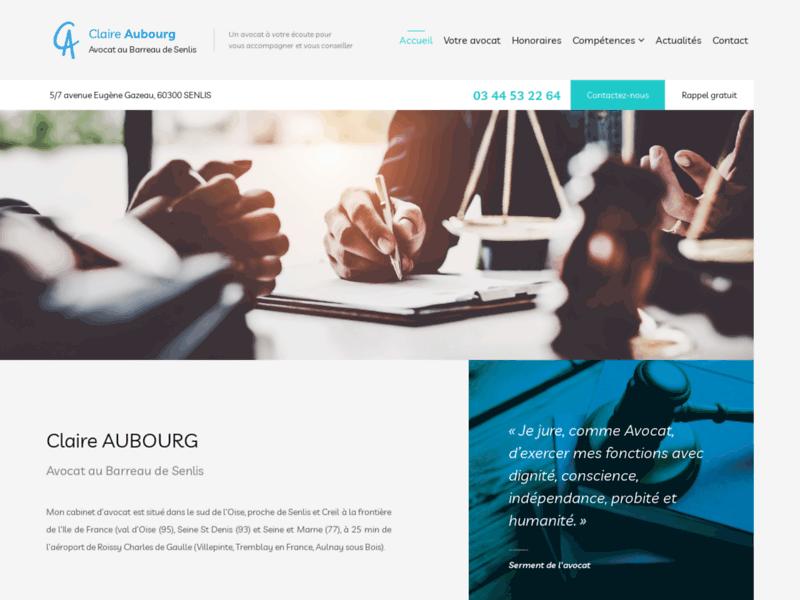 Avocat Claire Aubourg: Assistances et représentations juridiques à Senlis