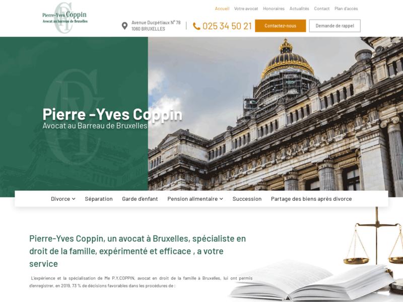 Avocat divorce à Bruxelles