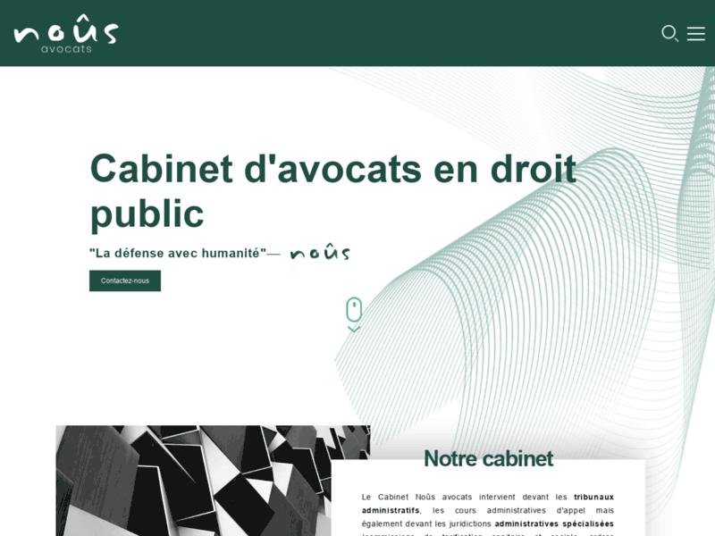 Avocat en droit public Marseille