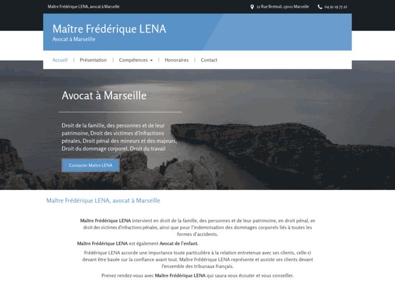 Cabinet d'avocat à Marseille