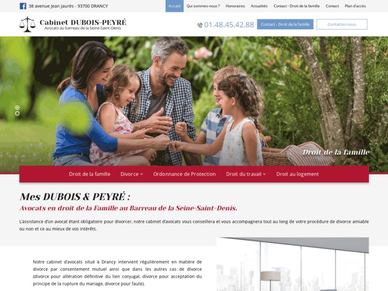 Avocat en droit de la famille à Blanc Mesnil