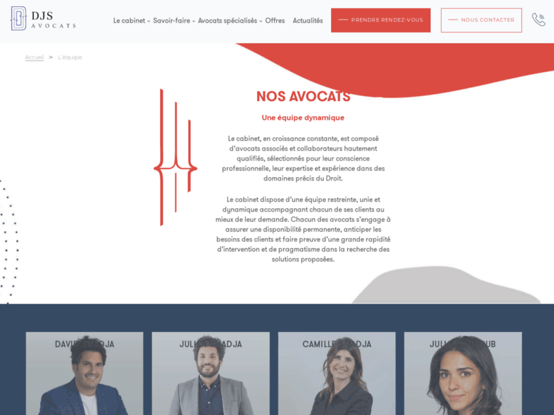 Cabinet d'avocats : conseil avocat en ligne
