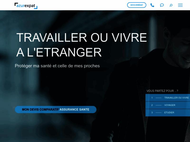 Azurexpat - Assurance sante internationale pour expatries