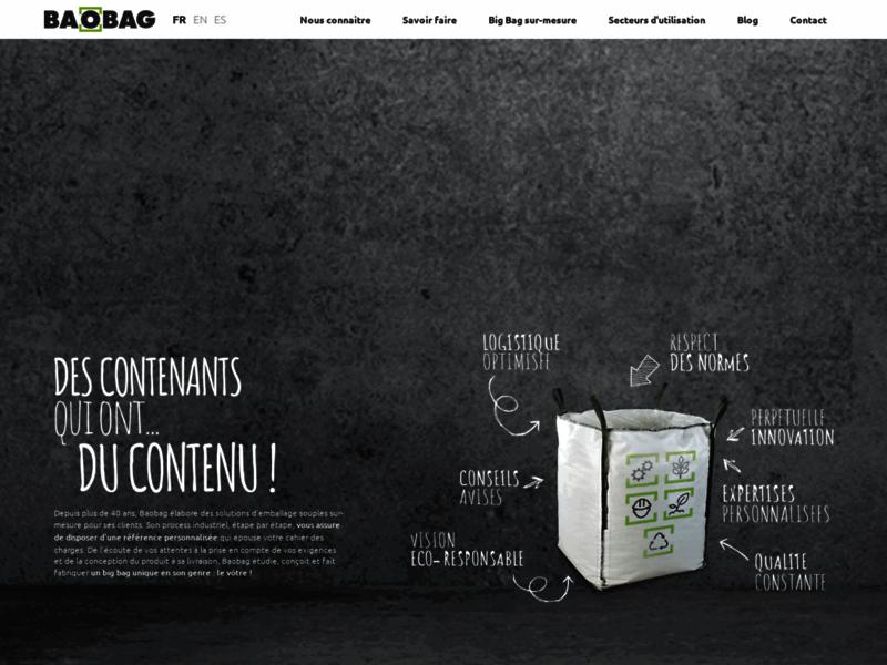 Baoshop - Spécialiste sacs, big bags, bâches, toiles