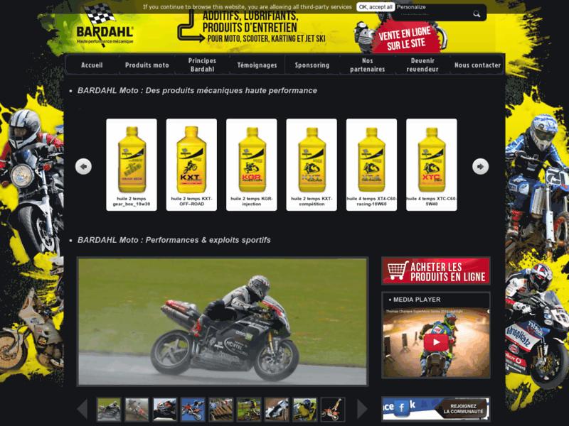 Mécanique moto