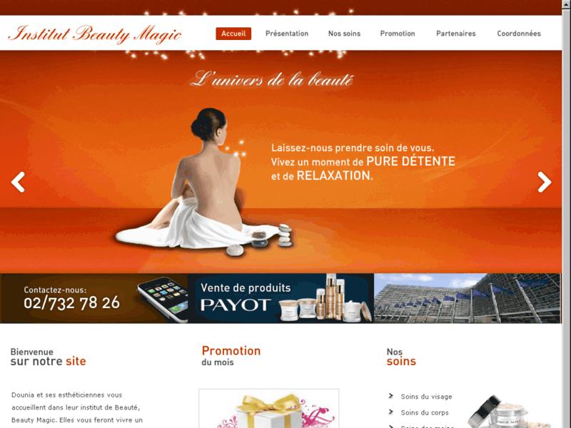 Beauty Magic - Centre d'esthétique à Bruxelles