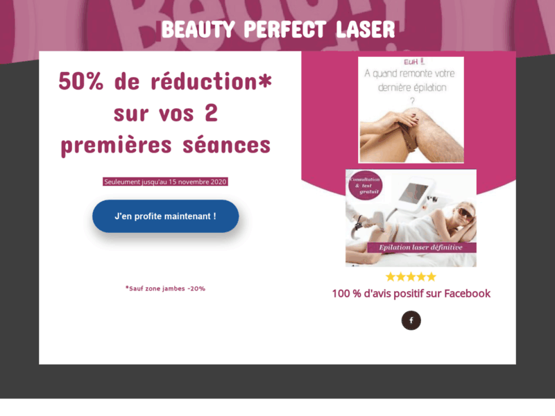 Beauty Perfect | La perfection au service de votre beauté