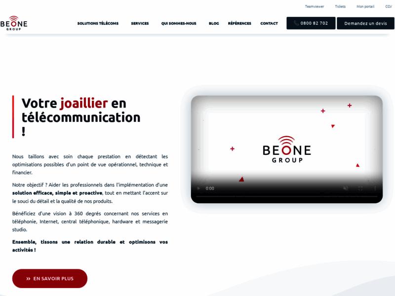 BEONE Group : votre courtier en nouvelles technologies